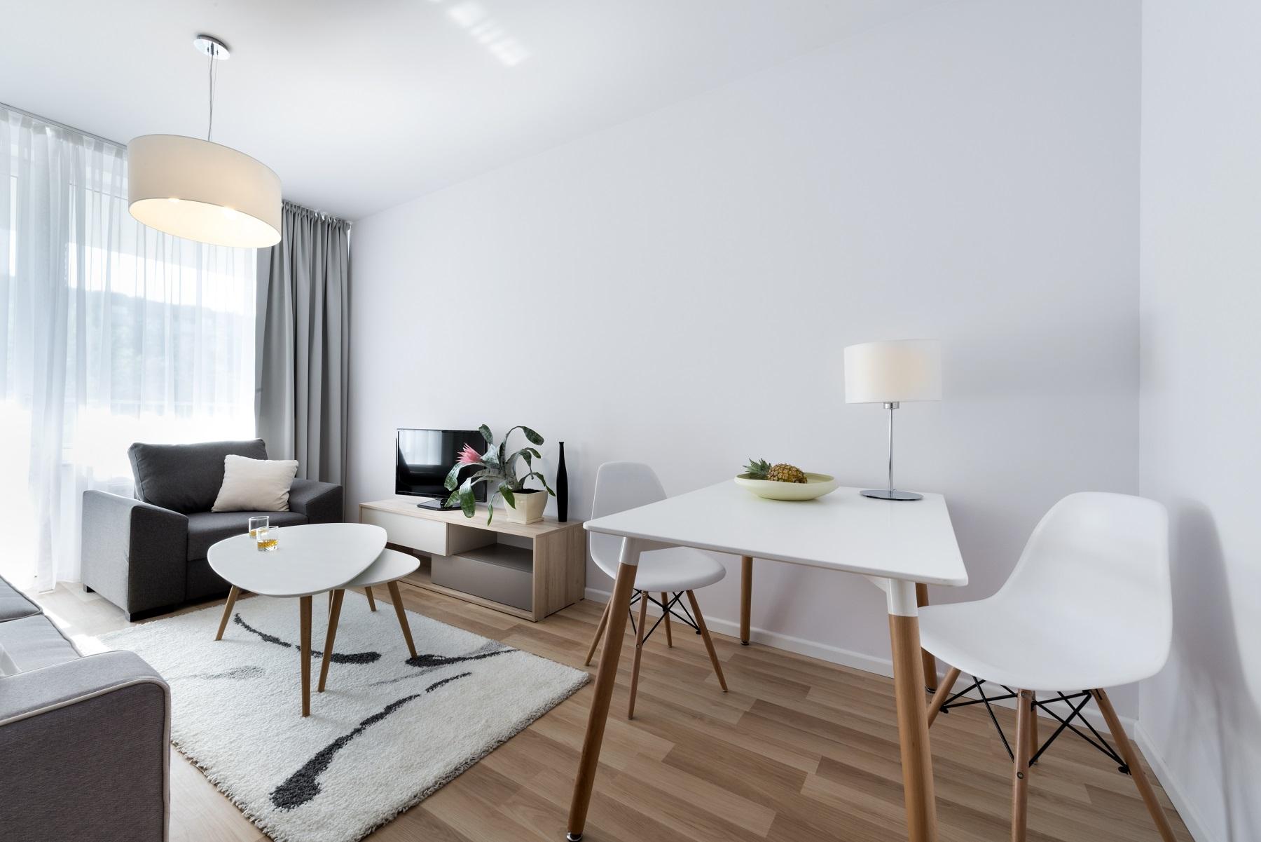Ako vyzer modern trendy ob va ka for Design interieur scandinave